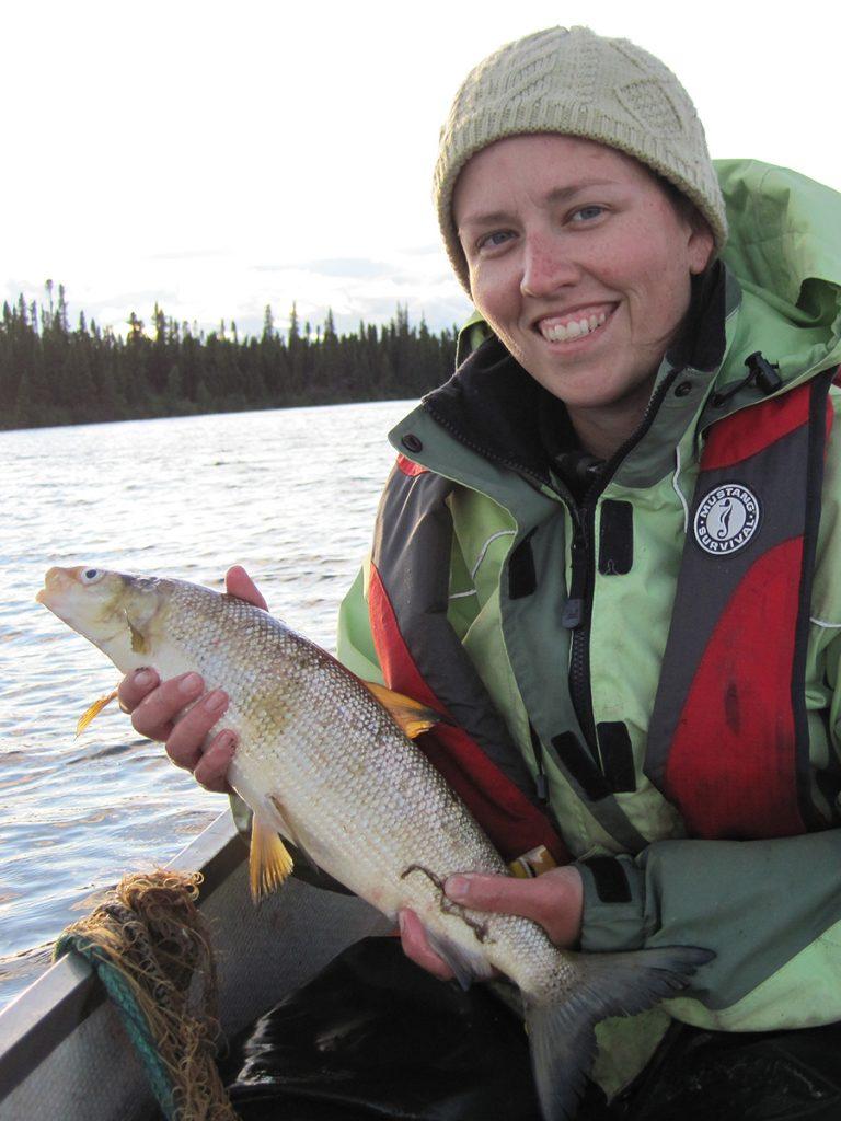 Sarah Aitken, Senior Aquatic Scientist